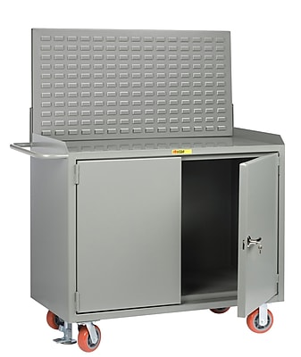 Little Giant USA Mobile Service Metal Workbench