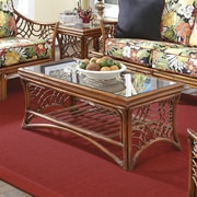 Spice Islands Bali Coffee Table; Brown