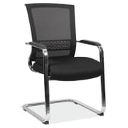 OfficeSource Henning Series Sled Base Guest Chair
