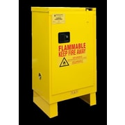 Durham Manufacturing 41'' H x 23'' W x 18'' D Flammable Safety Cabinet; Self-closing