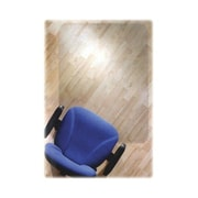 FLOORTEX Cleartex Ultimat Polycarbonate Chair Mat For Hard Floors, 48 X 79; 35'' x 47''