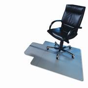FLOORTEX Cleartex Ultimat Hard Floor Chair Mat; 48'' x 53''