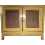 Asian Loft Modern 2 Door Cabinet