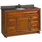 Design House Montclair 48'' Single Door Cabinet Vanity Base
