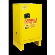 Durham Manufacturing 41'' H x 23'' W x 18'' D Flammable Safety Cabinet; Manual