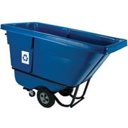 Rubbermaid Commercial Products Rubbermaid Commercial - Recycling Tilt Truck