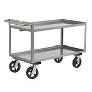 Little Giant USA 24'' x 41.5'' Merchandise Collector Steel Cart