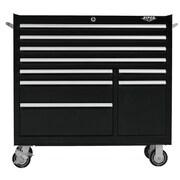 Viper Tool Storage 41.5''W 9-Drawer Tool Chest; Black