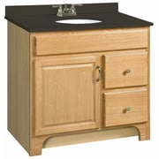 Design House Richland 36'' Single Door Cabinet Vanity Base