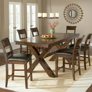 Hillsdale Park Avenue 7 Piece Counter Height Dining Set