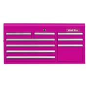 The Original Pink Box 41''W 9-Drawer Top Chest