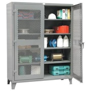 Strong Hold Products 78''H x 36''W x 24''D 2 Door Storage Cabinet