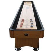 Playcraft Woodbridge Honey Oak 12' Shuffleboard Table