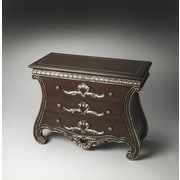 Butler Connoisseur's Dante Carved Wood Console Chest