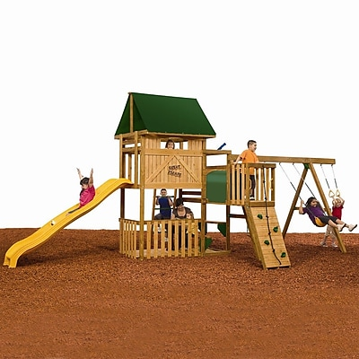 Playstar Great Escape Qualifier Swing Set