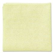 Premier Mounts Microfiber Cleaning Cloth (24 Pack) (Set of 24); Yellow