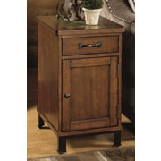 Wildon Home   1 Door Chairside Cabinet