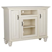 Eagle Furniture Manufacturing Orleans TV Stand; Soft White