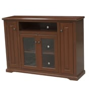 Eagle Furniture Manufacturing Savannah TV Stand; Chocolate Mousse