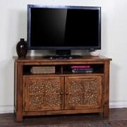 Sunny Designs Sedona 48'' TV Stand; Rustic Birch
