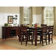Woodhaven Hill Ameillia Sq Counter Height Table