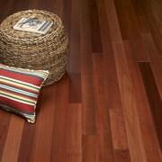 Albero Valley 3-1/4'' Solid Massaranduba Hardwood Flooring in Redwood