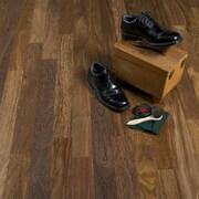 Albero Valley 3-1/4'' Solid Sucupira Hardwood Flooring in Chestnut