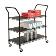 Safco Products Wire Utility Cart