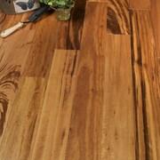 Albero Valley 5'' Solid Muiracatiara Hardwood Flooring in Natural