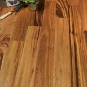 Albero Valley 3-1/4'' Solid Muiracatiara Hardwood Flooring in Natural