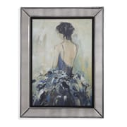 Bassett Mirror Ford Reflections Framed Painting Print
