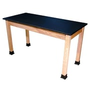 PEPCO Classic Series Phenolic Science Tables; 30'' H x 60'' W x 42'' D