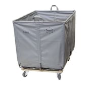Steele Canvas Permanent Utility Cart; Blue