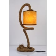 VIG Furniture Modrest Carrick Modern Rope 31'' Table Lamp