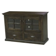 Eagle Furniture Manufacturing TV Stand; Chocolate Mousse