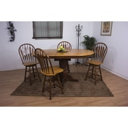 Sunset Trading Sunset Selections 5 Piece Pub Table Set