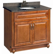 Design House Montclair 36'' Double Door Cabinet Vanity Base