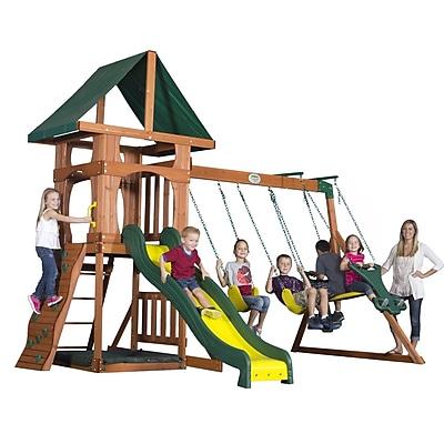 Backyard Discovery Santa Fe Swing Set