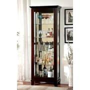 Hokku Designs Marilyn Curio Cabinet
