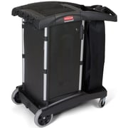 Rubbermaid Commercial Products Compact Turndown Housekeeping Cart