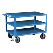 Little Giant USA 30'' x 65.5'' Extra Heavy Duty Utility Cart