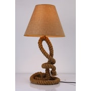 VIG Furniture Modrest Blake Modern Rope 28'' Table Lamp