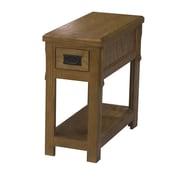 Eagle Furniture Manufacturing End Table; Medium Oak