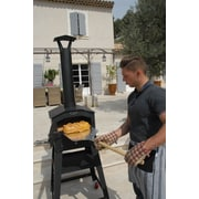 L'Art du Jardin Outdoor Wood-Fired Ovens Napoli Authentic European Style Outdoor Wood-Fired Oven