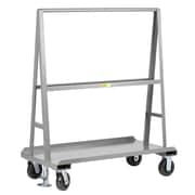 Little Giant USA 60'' x 57'' x 30'' A-Frame Sheet and Panel Truck with Floor Lock