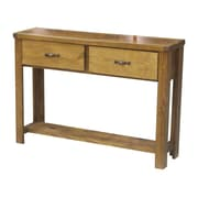 Eagle Furniture Manufacturing Console Table; Antique Black