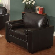 LifeStyle Solutions Siena Leather Club Chair