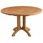 Grosfillex Commercial Resin Furniture Atlantis Dining Table