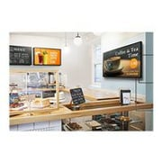 "Samsung DC55E 55"" 1920 x 1080 Commercial LED-LCD Digital Signage Display, Black"