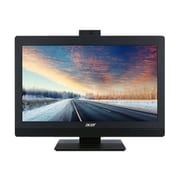 "Acer® Veriton VZ4820G-I5640Z 23.8"" LED LCD All-in-One PC, Black"
